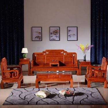 国色天香沙发
